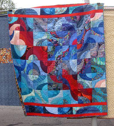 Blue quilt 3