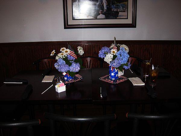 Blue flowers FGC