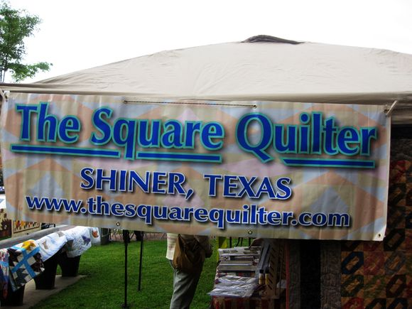 Airing of the quilts TX