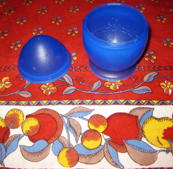 Blue egg 2
