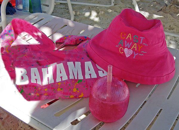 Cruise 2 hat bag drink
