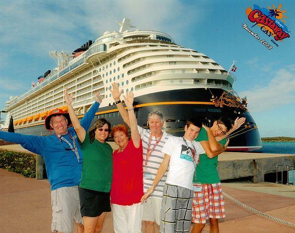 Cruise 2 ship family jpg