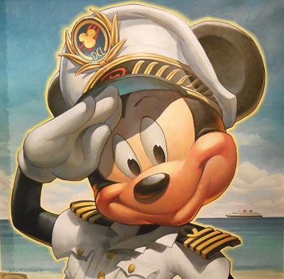 D Mickey