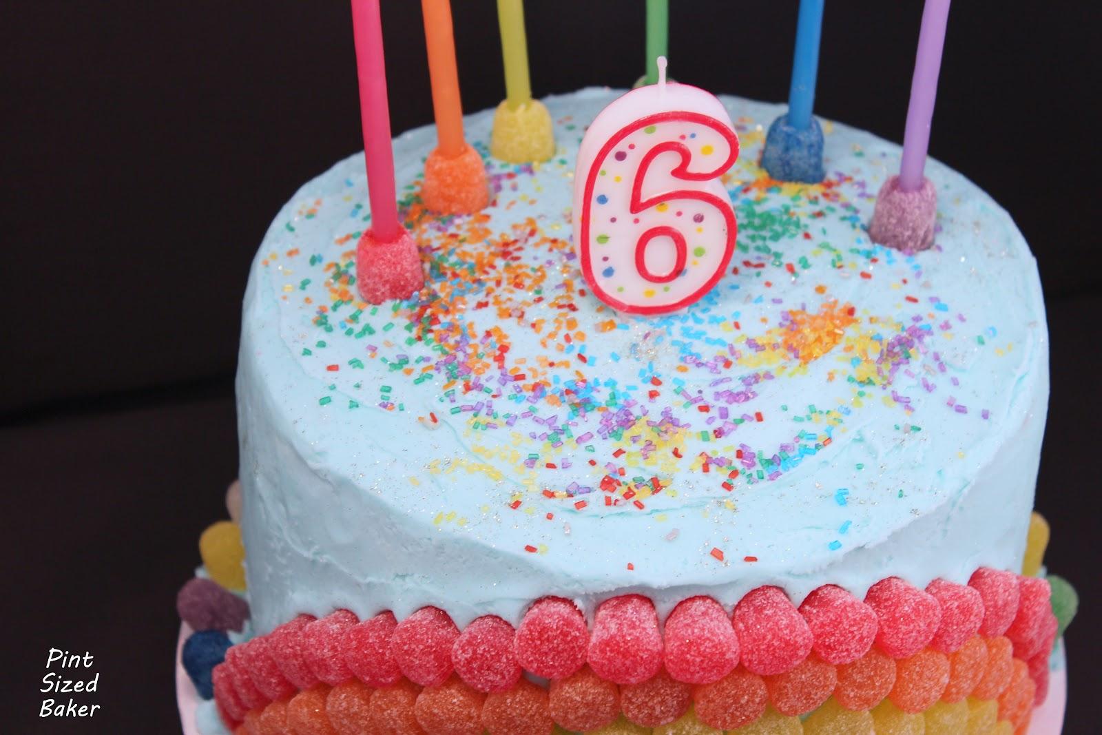 Cool Girls 6 Th Birthday Cakes Photos Birthday Card Inspiration