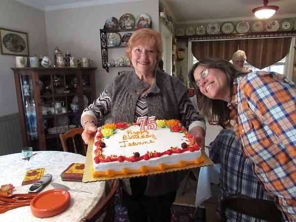 Jeanne cake diana BD 75