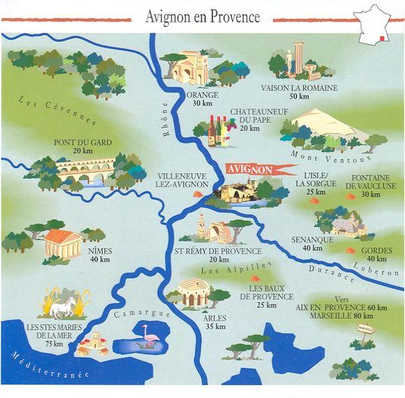 Avignon_tourist_map