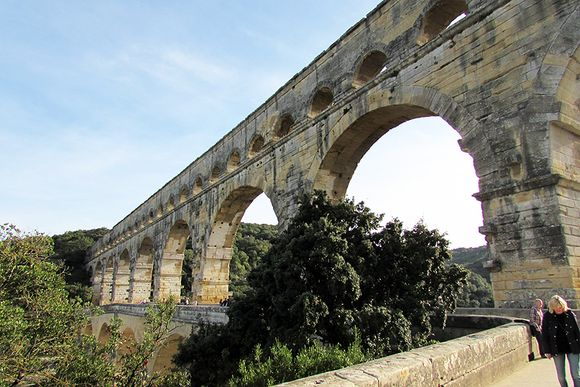 France Roman Ruins