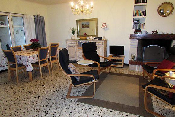 France Olanzac villa