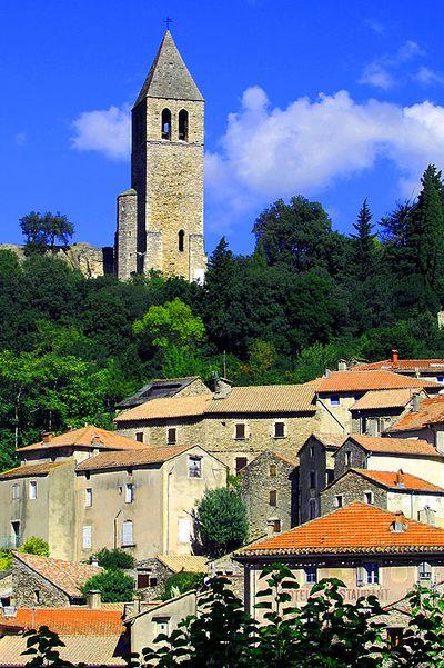 France tower vilage