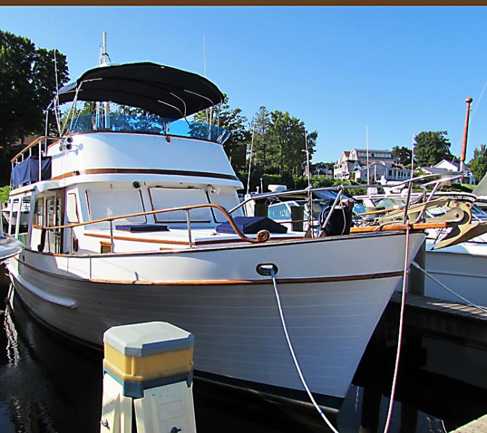 SH boat