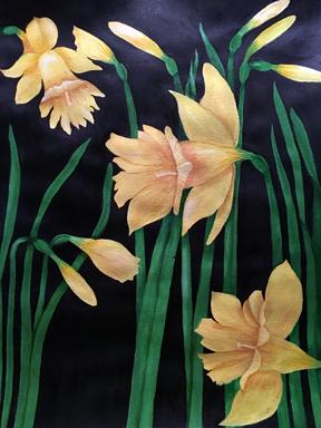 Linda's daffodils