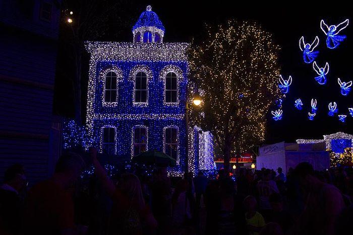 Disney  lights 4