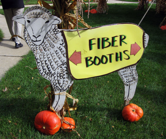 MI sign fibre booths