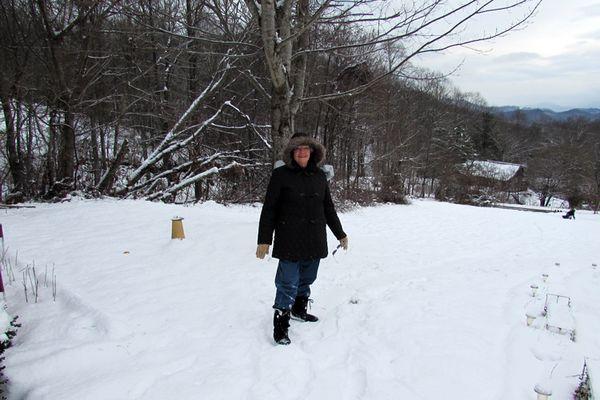 Snow Jeanne 1