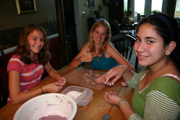 Candy_mint_making_with_granddaughte