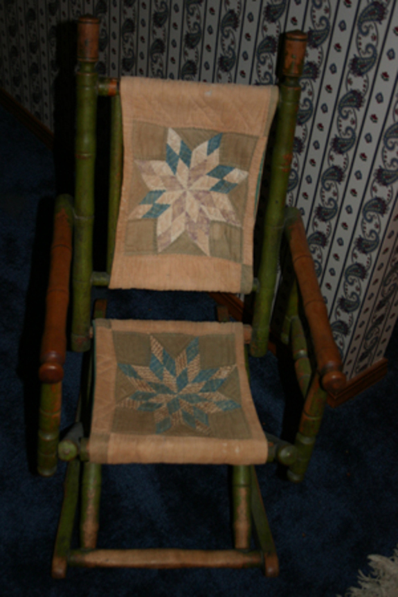 Princess2_childs_rocking_chair